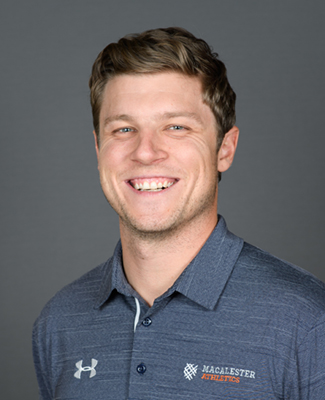 Kyllian Griffin Men's Swimming & Diving Coach Macalester