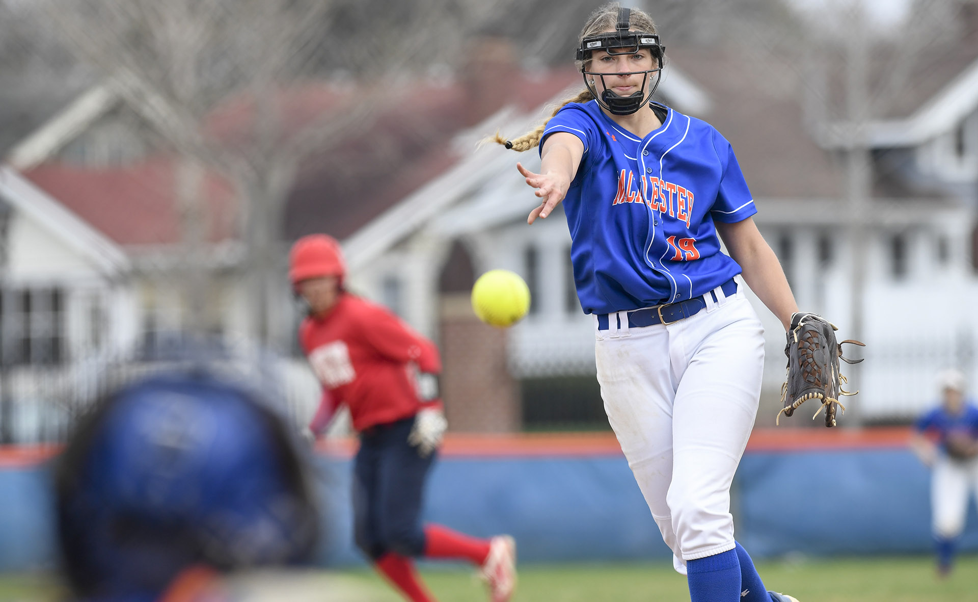 Softball: Macalester Finishes ACM Tournament with Win Over